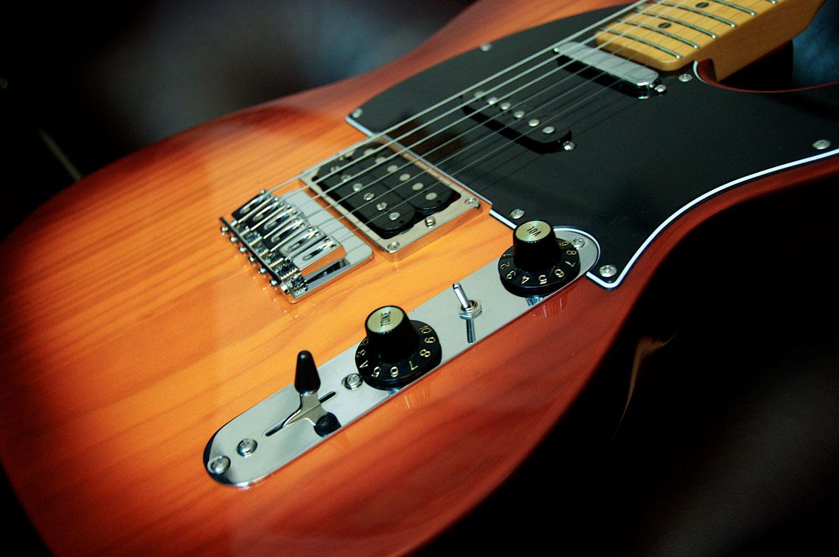 E-Gitarren Schaltungen mit 10 Sounds für Strat-Style und HSS