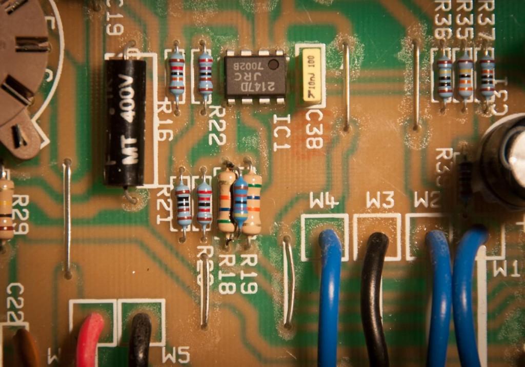 VOX AC 30 CC2 Reverb Mod 1